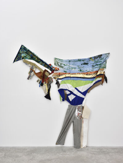 Eric N. Mack, 'Implied Reebok or Desire for the Northeast Groover ', 2016