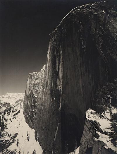 Ansel Adams, 'Monolith, Face of Half Dome', 1927