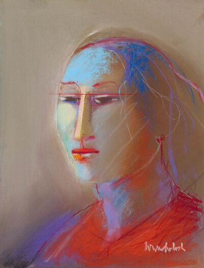 Paul Wunderlich, 'Untitled (Woman's Head)'