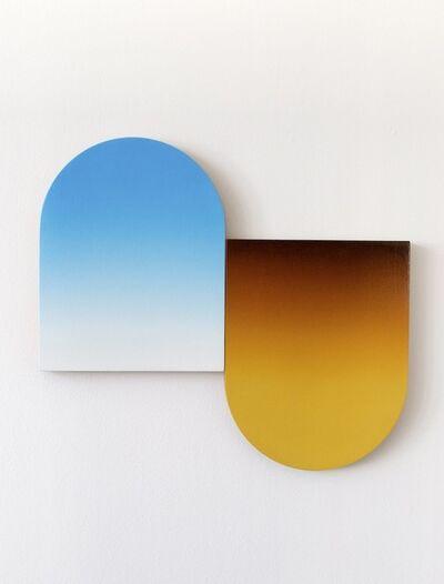 Gareth Cadwallader, 'Two Windows 2', 2011