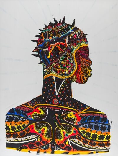 Paul Insect, 'Anatomical Silhouette No2', 2012