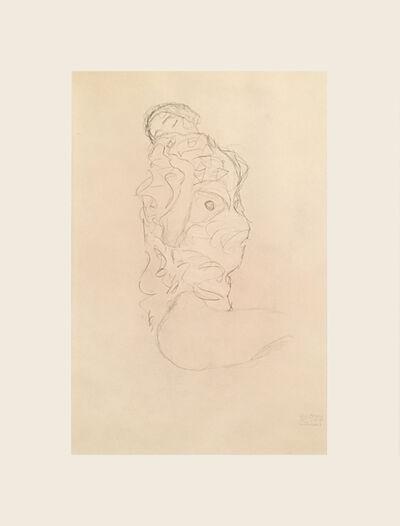 Gustav Klimt, 'Untitled II.IX', 1964