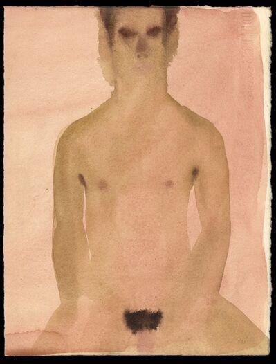 Mats Gustafson, 'Nude (Eric) 1', 1991