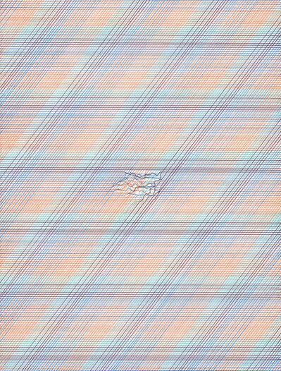Steven Vasquez Lopez, 'Some Strings Attached 033', 2013