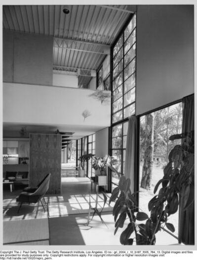 Julius Shulman, 'Eames House. Case Study House #8. Pacific Palisades, Ca. ', 1950
