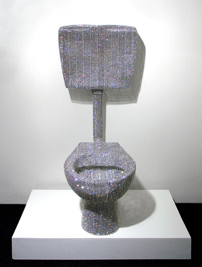 Nicola Bolla, 'Vanitas, Toilet', 2006-2007