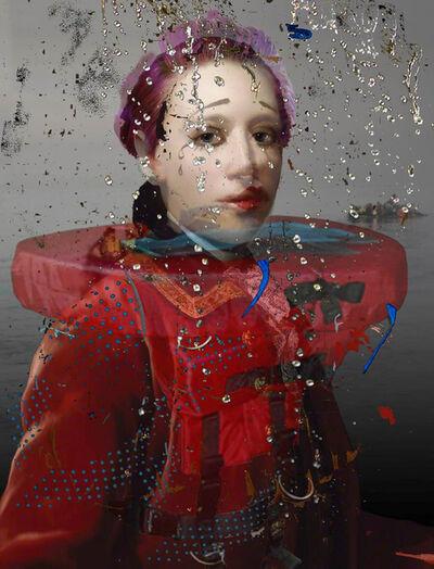 Deborah Oropallo, 'Teardrop', 2015