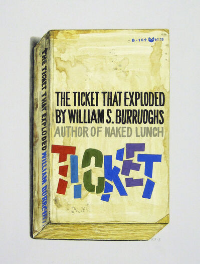 Richard Baker, 'The Ticket That Exploded', 2015