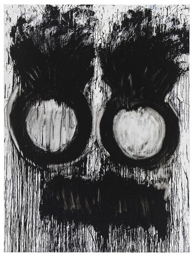 Joyce Pensato, 'Not Groucho', 2011