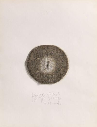 Joseph Beuys, 'Fingernägel (2 Monde)', 1969
