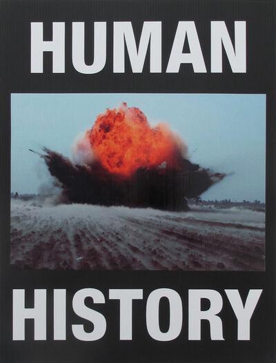 Cali Thornhill Dewitt, 'Human History', 2015