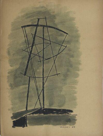 Gastón Olalde, 'Untitled', 1958