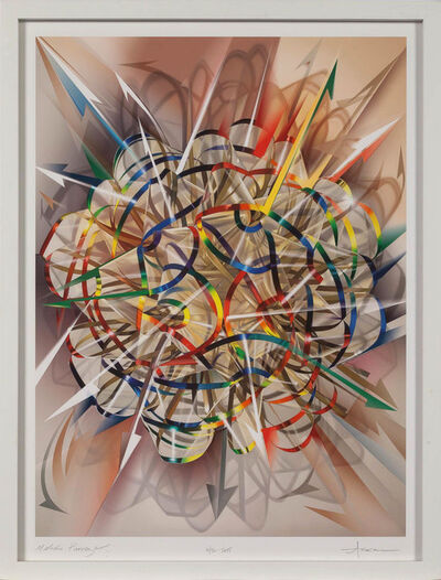 Orlando Arocena, 'Reign Bow', 2015