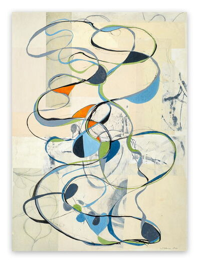 Tracey Adams, 'Music is a means of rapid transportation', 2016
