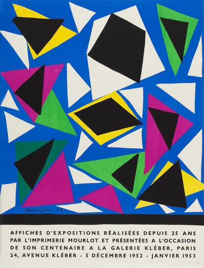 Henri Matisse, 'Les Lithographies de l'Atelier Mourlot', 1984