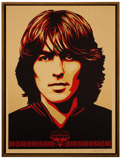 Shepard Fairey, 'Poster for George', 2014