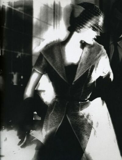 Lillian Bassman, 'Mary Jane Russell, Le Pavillion, New York. Harpers Bazaar', 1950