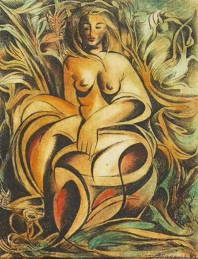 Mateo Manaure, 'La Selva', 1948