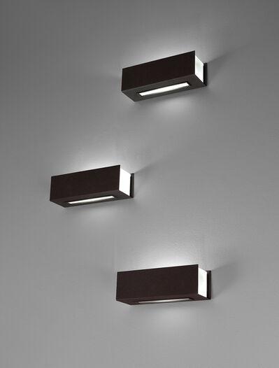Gino Sarfatti, 'Set of three wall lights, model no. 249/2', ca. 1963