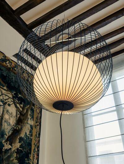 "Julie Pfligersdorffer, '""Nour"" hanging lamp', 2015"
