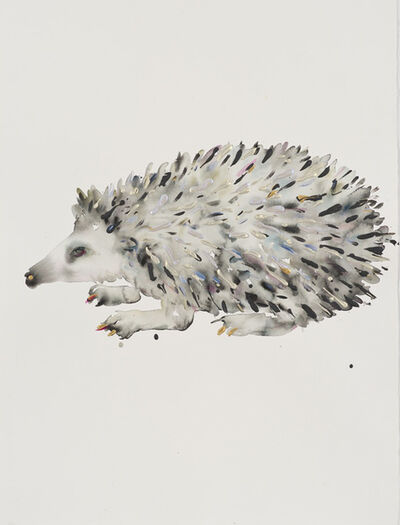 Kim McCarty, 'Hedgehog, after Durer', 2015