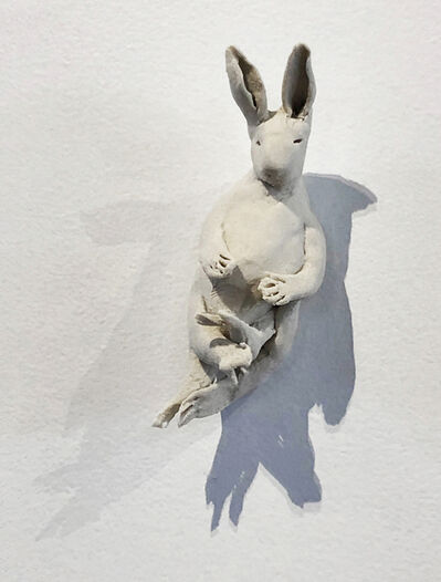 Jan Harrison, 'Tiny Porcelain Rabbit', 2019
