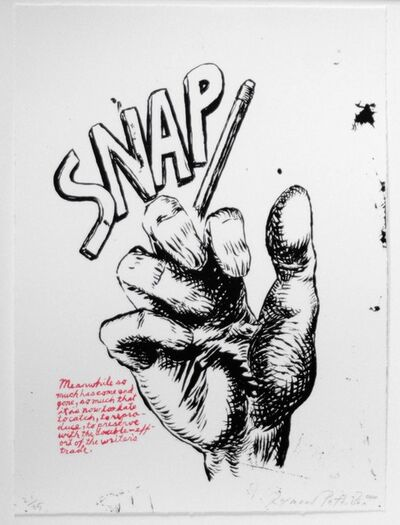 Raymond Pettibon, 'Untitled', 2000