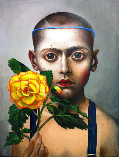 Timothy Cummings, 'A Rare Flower', 2011