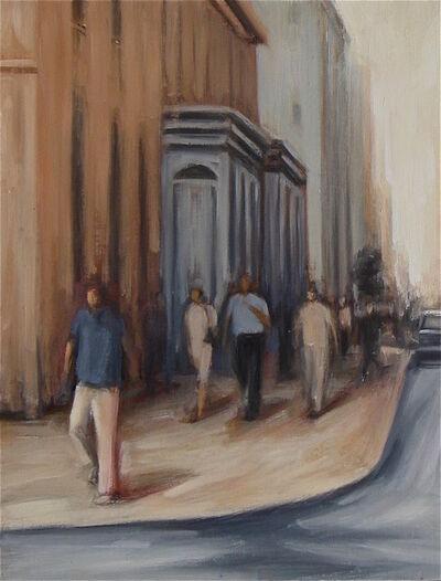 Katie Weiss, 'Corner Crossing II', 2010