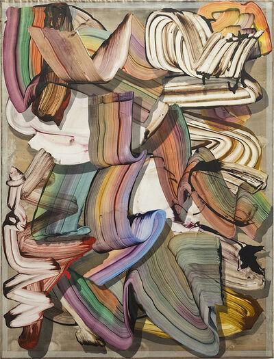 gregory hodge, 'Underscore', 2016