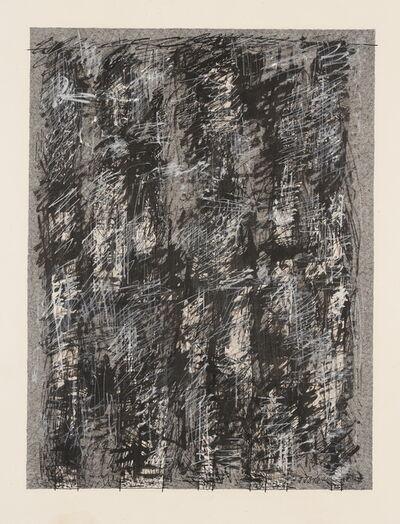 Jan Schoonhoven, 'Kalligrafie', 1959