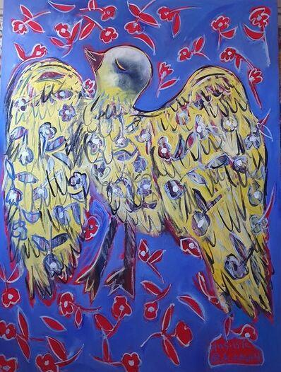 Auguste Blackman, 'Flowerbird', 2021