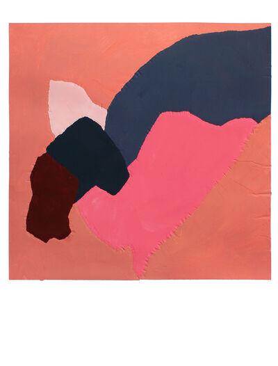 Clare Dudeney, 'I fall, I flow, I melt', 2018