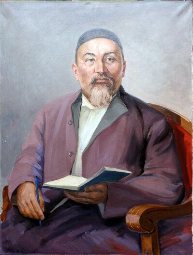 Kanafia Telzhanov, 'Abai', ca. 1970