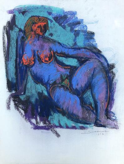 Hans Burkhardt, 'Untitled 048', 1972