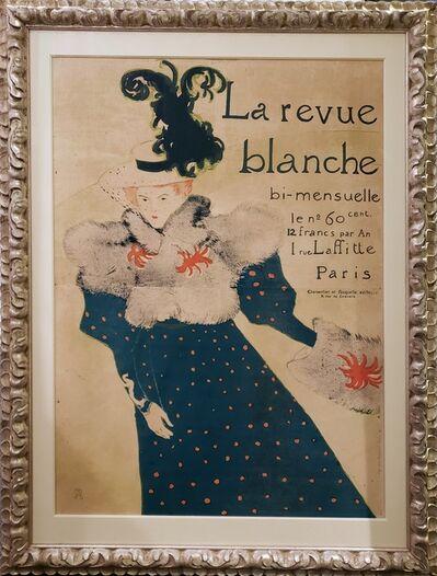 Henri de Toulouse-Lautrec, 'La Revue Blanche ', 1895