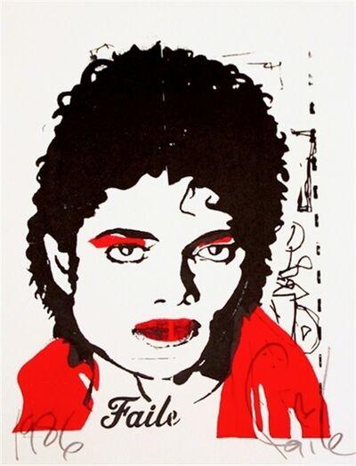 FAILE, 'Michael Jackson', 2006