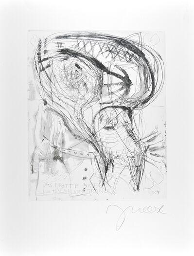 Jonathan Meese, 'Der hohlste Kunsthistoriker', 2000-2010