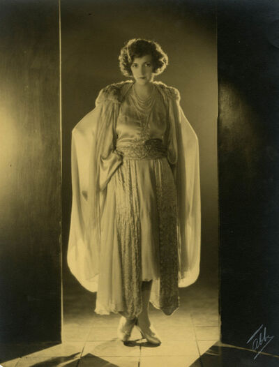 James Abbe, 'Constance Talmadge', 1920's