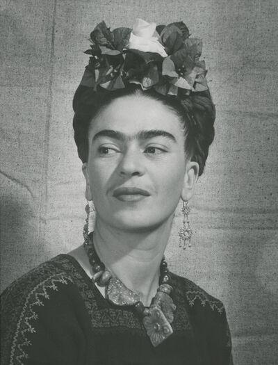 Bernard Silberstein, 'Frida Kahlo', 1940
