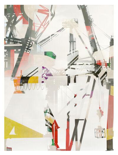 Stéphane Couturier, 'Les Nouveaux Constructeurs, Sète – Port n°4', 2018