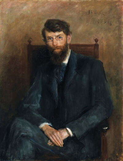 John Butler Yeats, 'George Russell (1867-1935), Poet and Artist', 1903