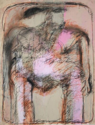 Gilberto Navarro, 'Abstract Female Nude', 1977
