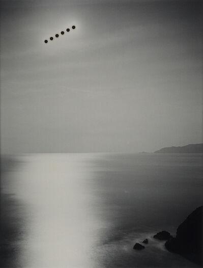 Chris McCaw, 'Sunburned GSP #319 (Pacific Ocean)', 2009