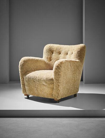 Flemming Lassen, ''Third' armchair', ca. 1935