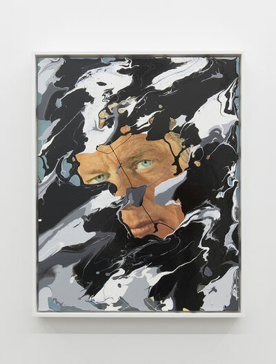 Douglas Coupland, 'Father Figure Peter Graves ', 2018