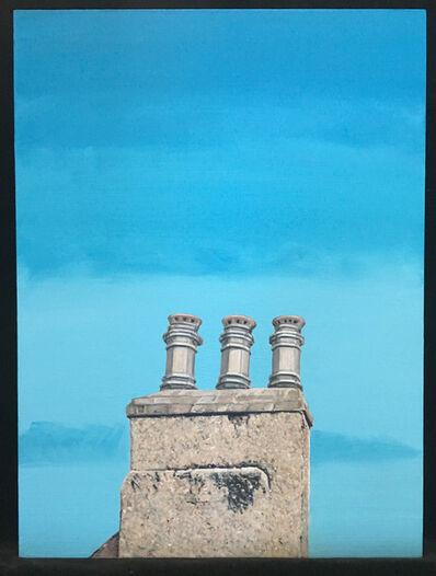 Agnes Murray, 'Roanheads Chimneys #3', 2018