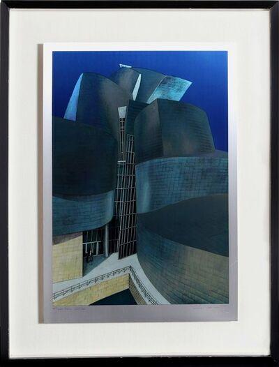 Richard Haas, 'Guggenheim Bilbao', 2000