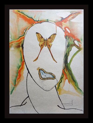 Salvador Dalí, 'Kabuki Dancer', 1973