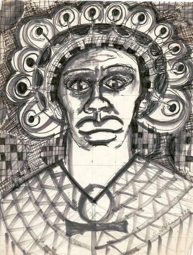Gerald Williams, 'Sketch Live For Life', 1971